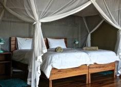Travessia Beach Lodge Beds