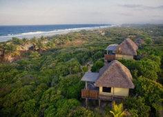 Travessia Beach Lodge Casitas
