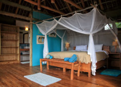Travessia Beach Lodge Mozambique Casa Baleia